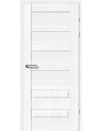 Двери 19.44 Брама береза стекло Сатин