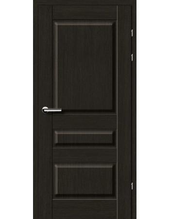 Двери 19.50 Брама черный дуб глухое