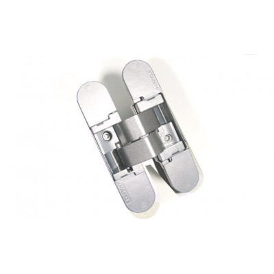Петля скрытая K1000 3D цвет: F1 хромированная матовая 180 ° вес двери 40/52кг