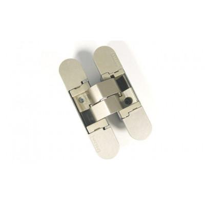 Петля скрытая K1000 3D цвет: F2 никелированная матовая 180 ° вес двери 40/52кг