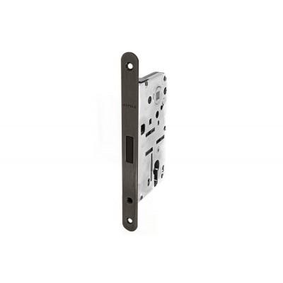Комплект магнитного замка с планкой и шурупами PC 18х196мм черный матовый 8/6мм