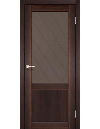 Двери межкомнатные Корфад CLASSICO Модель CL-01