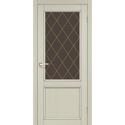 Двері міжкімнатні Корфад CLASSICO Модель CL-02
