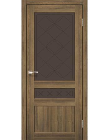 Двери межкомнатные Корфад CLASSICO Модель CL-04