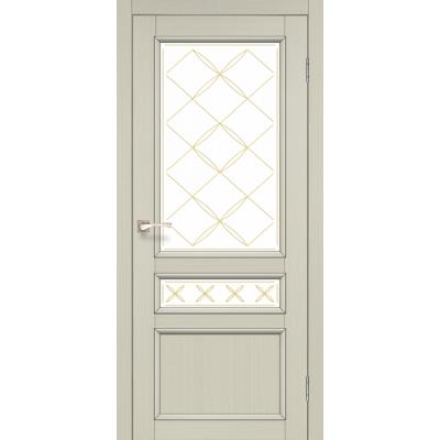 Двері міжкімнатні Корфад CLASSICO Модель CL-05
