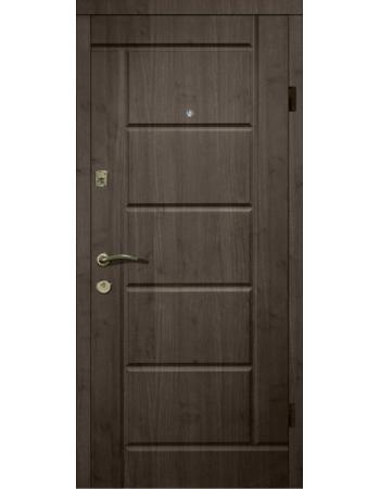 Двері Магда 116 Еліт ТИП 13 Венге темний