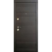 Двери Магда 141 тип 2 Венге горизонт темный