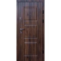 Двери МАГДА мод 334 Орех мореный темный Тип-2