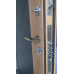 Входные двери Магда 612 Тип-13 Спил дерева медовый/Спил дерева коньячный