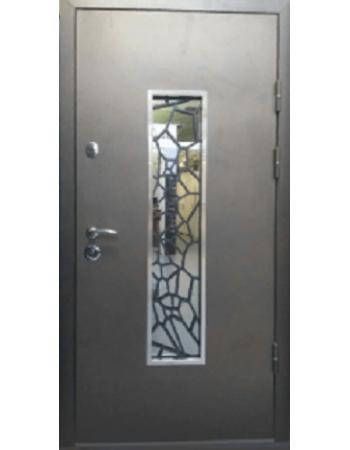 Двери Магда 142 тип 4 Металл/Мдф