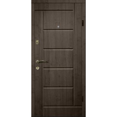 Вхідні двері Magda 116, венге південне тип 13