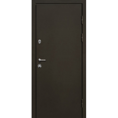 Двері Magda модель 142 тип 4 Метал / Мдф глухая