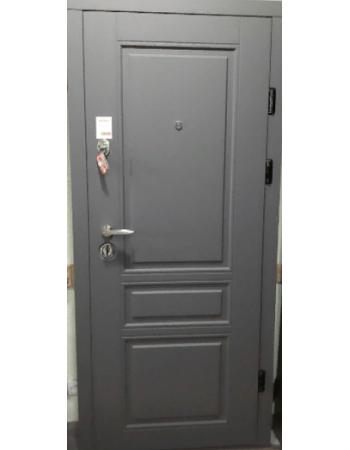Двері Магда 339 тип 5 з білої коробкою з внутрішньої сторони