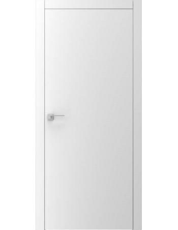 Двері A1 білий матовий