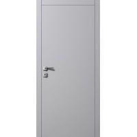 Двери A1 RAL 7004 серый шелк