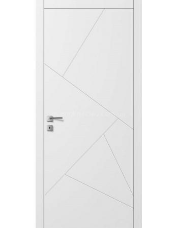 Двері AL-9 білий Авангард