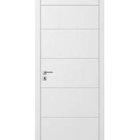 Межкомнатные двери AL2 белый мат