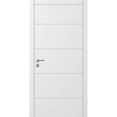 Міжкімнатні двері AL2 білий мат
