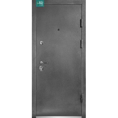 Двері вхідні Міністерство Дверей ПУ-3К-161 Царга біла