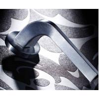 Ручки дверные ILAVIO 2081 никель матовый (Греция)