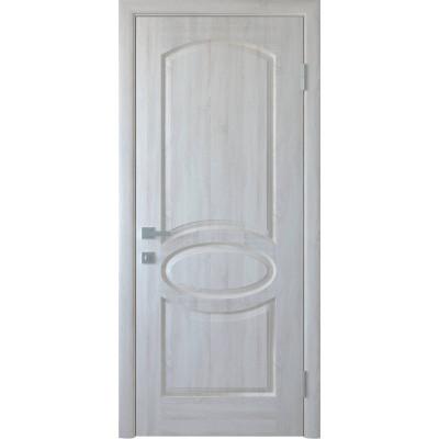 Двери Новый Стиль Овал ясень new глухие