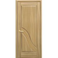 Двері Маестра Амата золотий дуб глухі