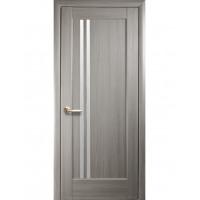 Двері Ностра Делла ясен new зі склом сатин