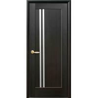 Двері Ностра Делла венге new зі склом сатин
