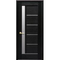 Двері Ностра Грета венге new зі склом сатин