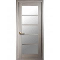 Двері Ностра Муза ясен new зі склом сатин