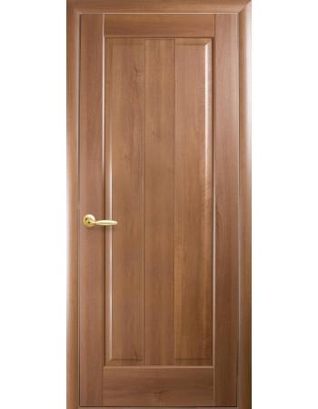 Дверь Маэстра Премьера золотая ольха глухая