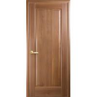 Двері Маестра Премьера золота вільха глухі з гравіюванням