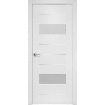 Міжкімнатні двері Новий Стиль — ORNI-X Женева колір Х-білий