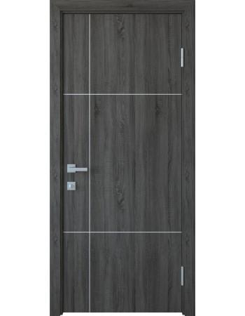 Двері Новий стиль Ніка колір Грей new