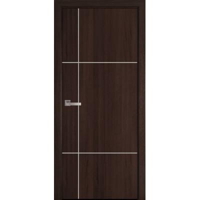 Двери Новый стиль Ника цвет Каштан
