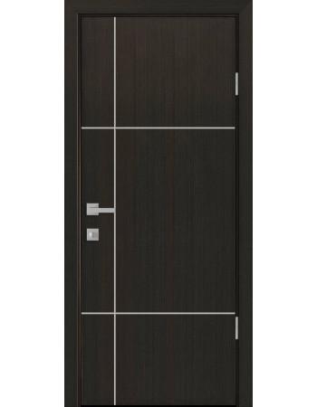 Двери Новый стиль Ника цвет Венге new