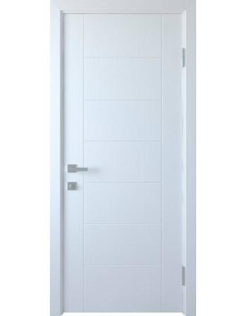 Двери Новый стиль Рина цвет белый