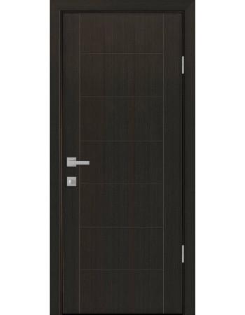 Двері Новий стиль Ріна колір Венге new