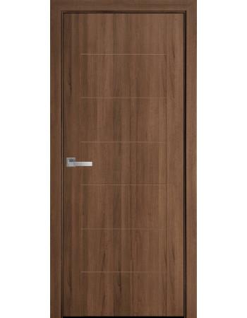 Двері Новий стиль Ріна колір золота вільха