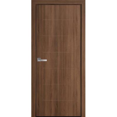 Двери Новый стиль Рина цвет золотая ольха