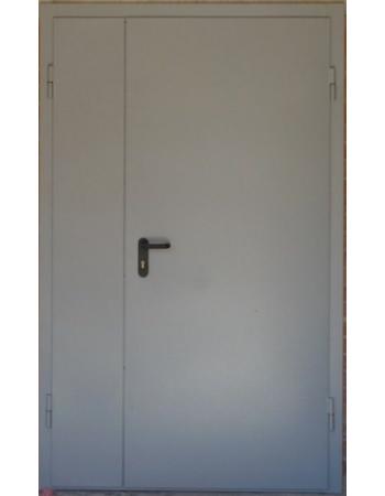 Двері протипожежні EI 30 полуторні 1200 мм