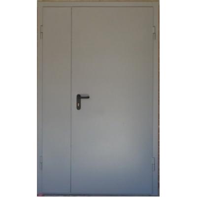 Дверь противопожарная EI 30 полуторная 1200 мм