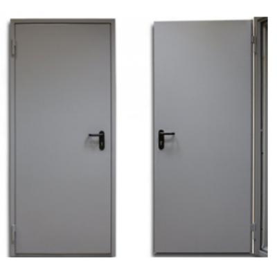 Дверь противопожарная EI 30 гнутый профиль