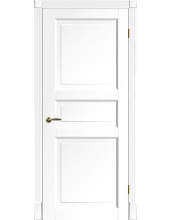 Дверь Прованс Ницца ПГ белая