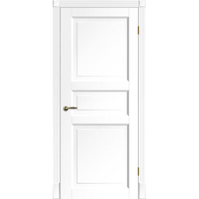 Міжкімнатні двері Прованс Ніцца ПГ біла