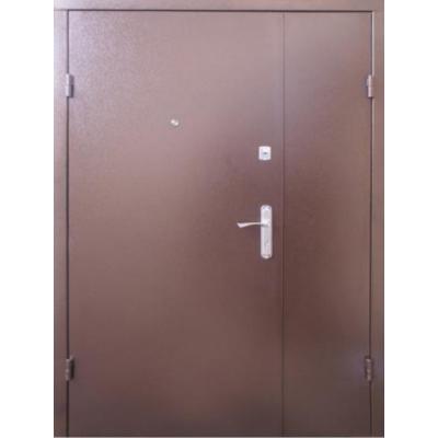 Двери Qdoors Металл/МДФ Классик (Улица)