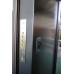 Двері Метал / Метал з притвором антрацит