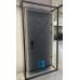 Вхідні двері QDOORS серія АВАНГАРД модель Бакарді біла всередині