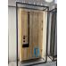Входная дверь QDOORS серия АВАНГАРД модель БОСФОР-Аk БЕЛАЯ внутри