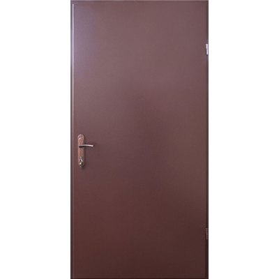 Двери Фотр Техническая метал/метал (Улица)